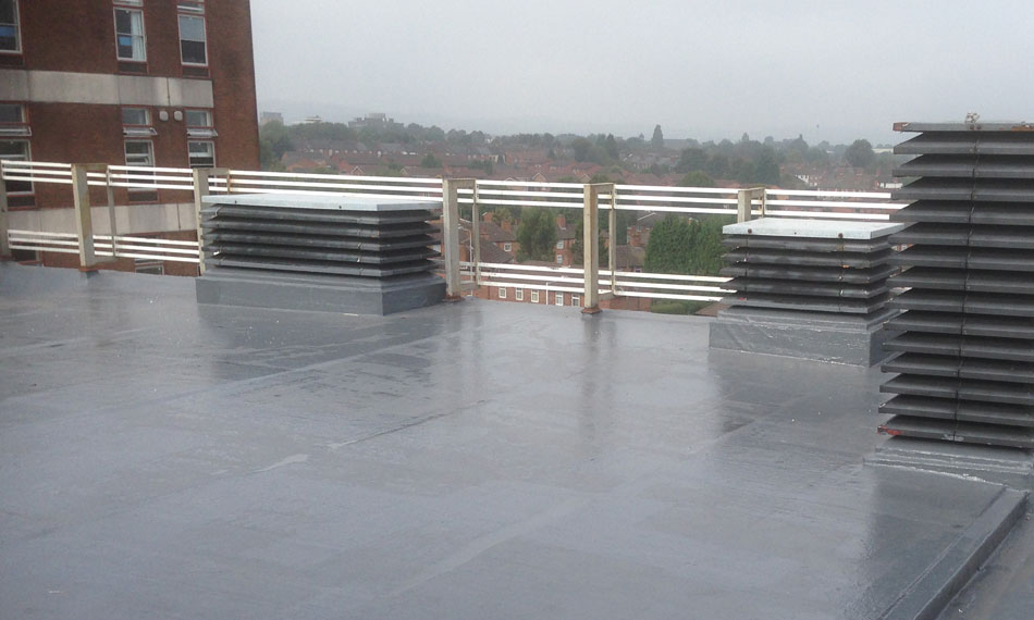 General Asphalte Liquid Roofing