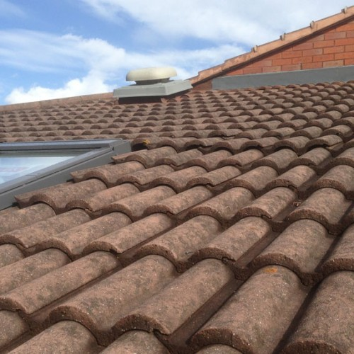 General Asphalte Roof Tiling